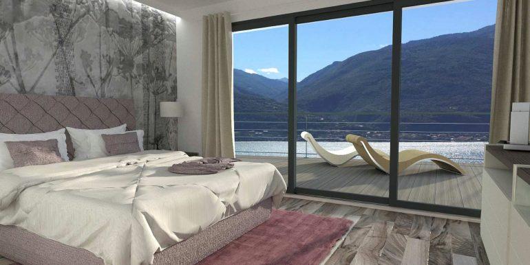 Lake Como - Bedroom