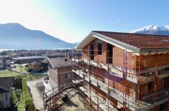 Apartments Domaso with terrace