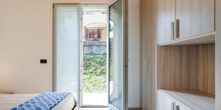 Lake Como Gera Lario Apartment with Swimming Pool - bedroom