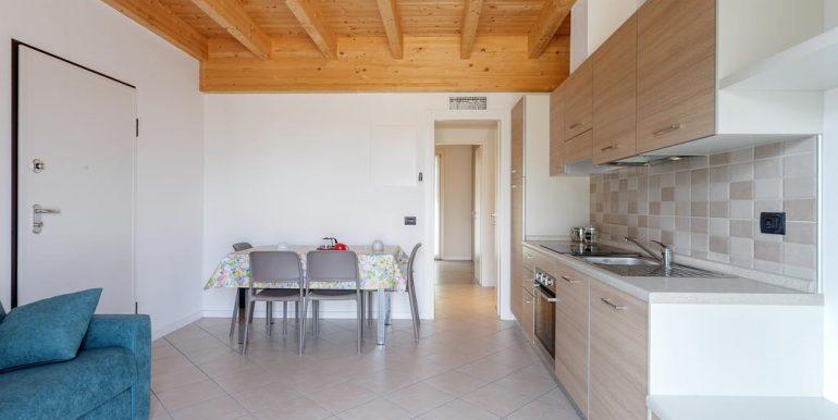 Apartment Lake Como Gera Lario  - kitchen