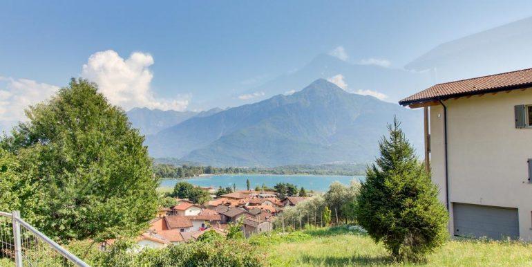 Apartment Lake Como Gera Lario  views