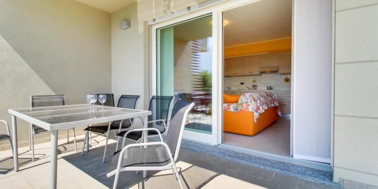 Apartment Lake Como Gera Lario  porch