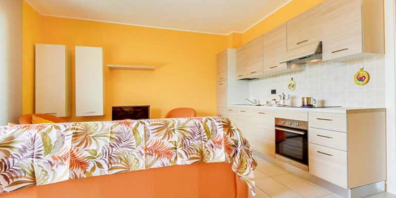 Apartment Lake Como Gera Lario  - living