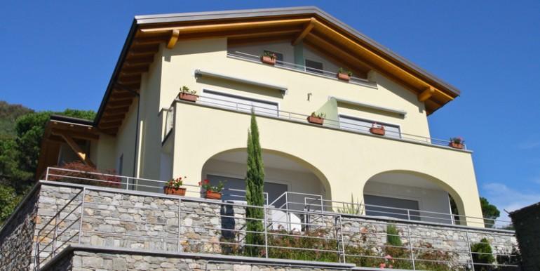 Lake Como Domaso Residence with Pool