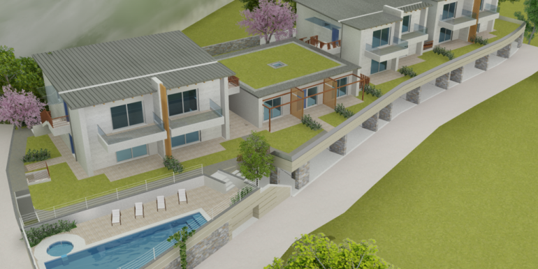 Gera Lario Modern Apartments Brand New