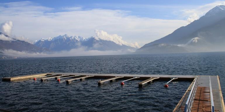 Residence con Piscina Lago Como Musso Fronte Lago Rif. A007.--19