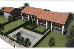 Apartments Lenno with garden