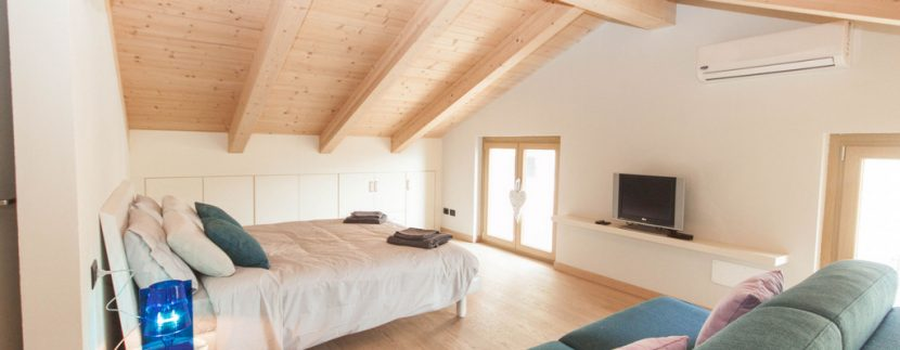 Apartment Tremezzina - bedroom