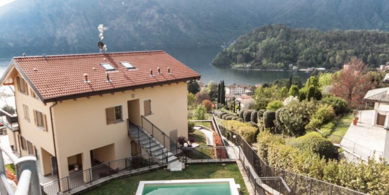 Apartment Tremezzina -  swimming pool