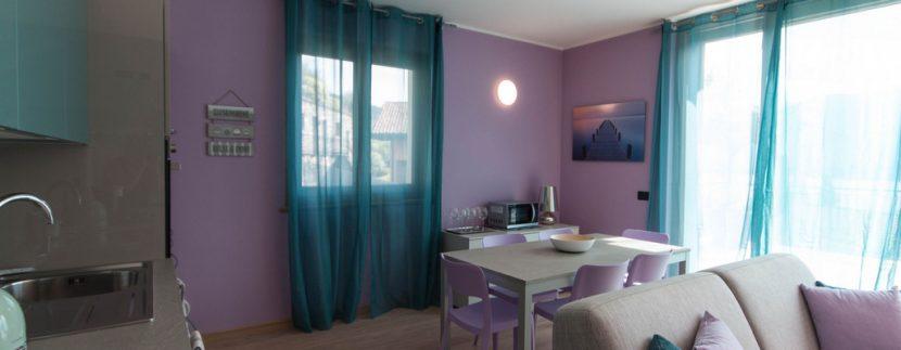 Apartment Tremezzina - Living room