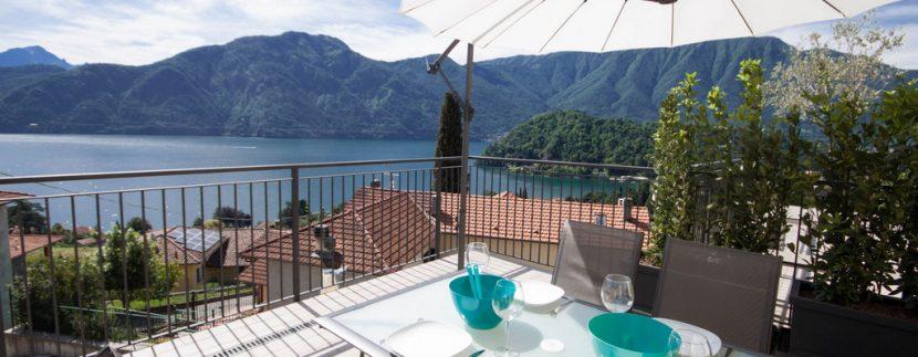 Tremezzina with Lake view and Swimming pool