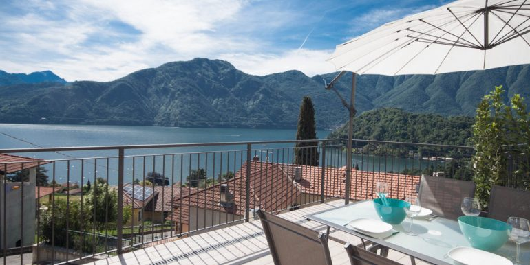 Apartment Tremezzina with Lake view