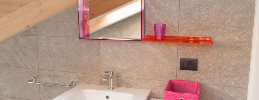 Apartment Tremezzina with Lake view - bathroom