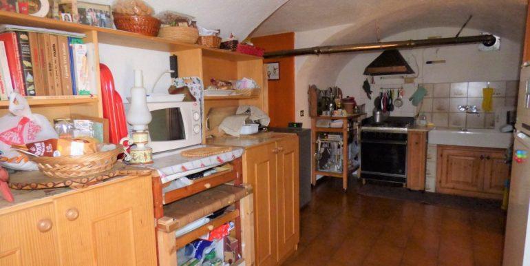 House 1 - San Siro with lake view - kitchen