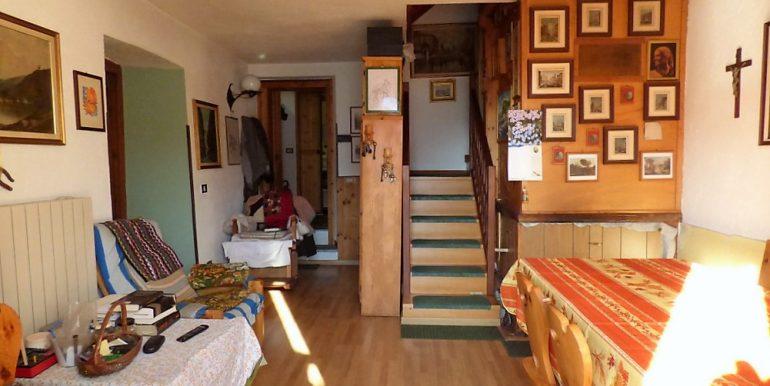 Living room - House 1 san siro