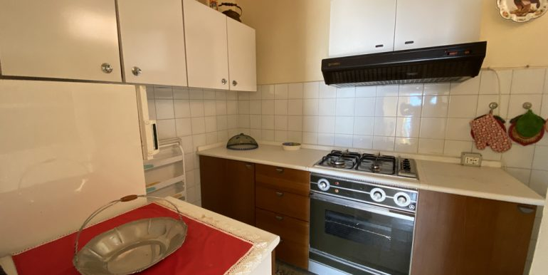Pianello del Lario House - kitchen