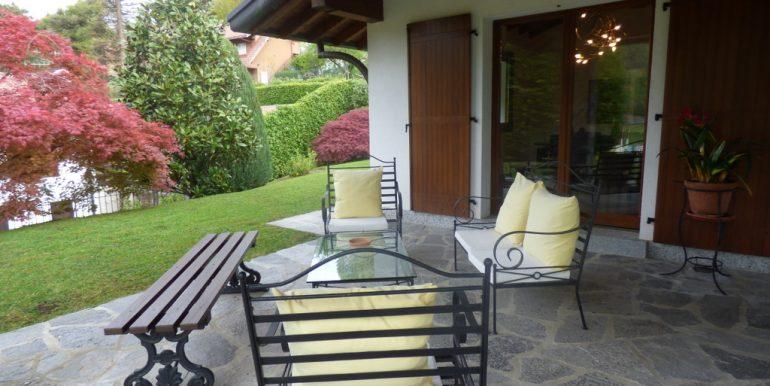 Lake Como Castiglione D'Intelvi Villa with garden