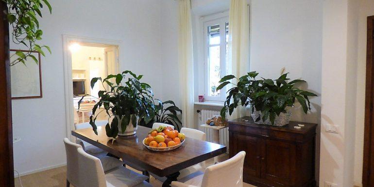 Moltrasio Villa with Lake Como - Living room