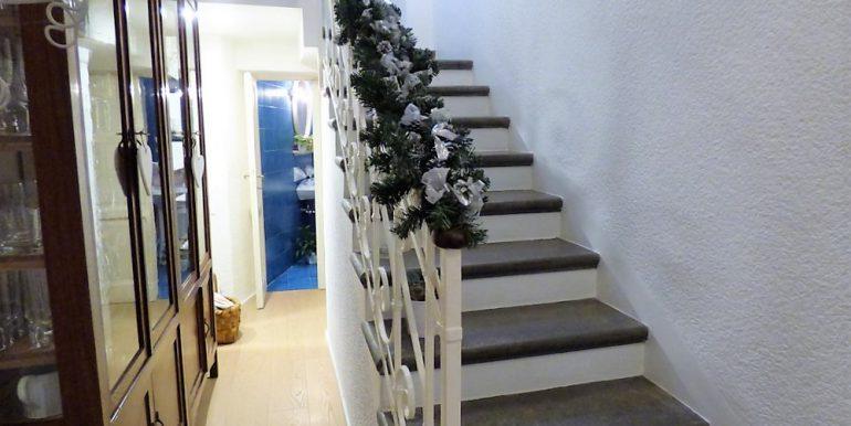 Moltrasio Villa - staircase