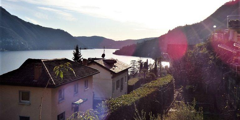 Moltrasio Villa with Lake Como