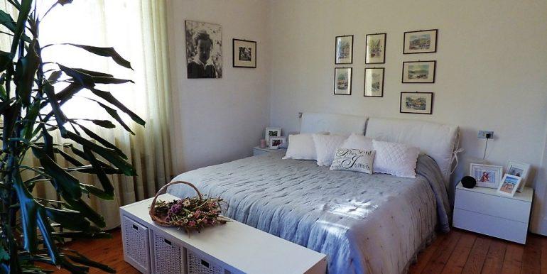 Moltrasio Villa with Lake Como -  bedroom