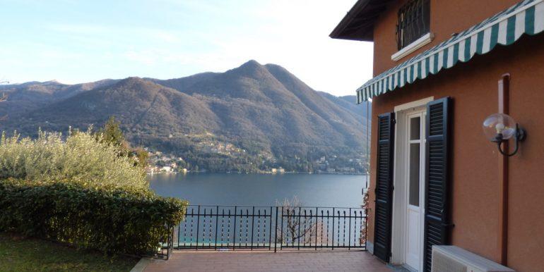Moltrasio Villa with Lake Como view
