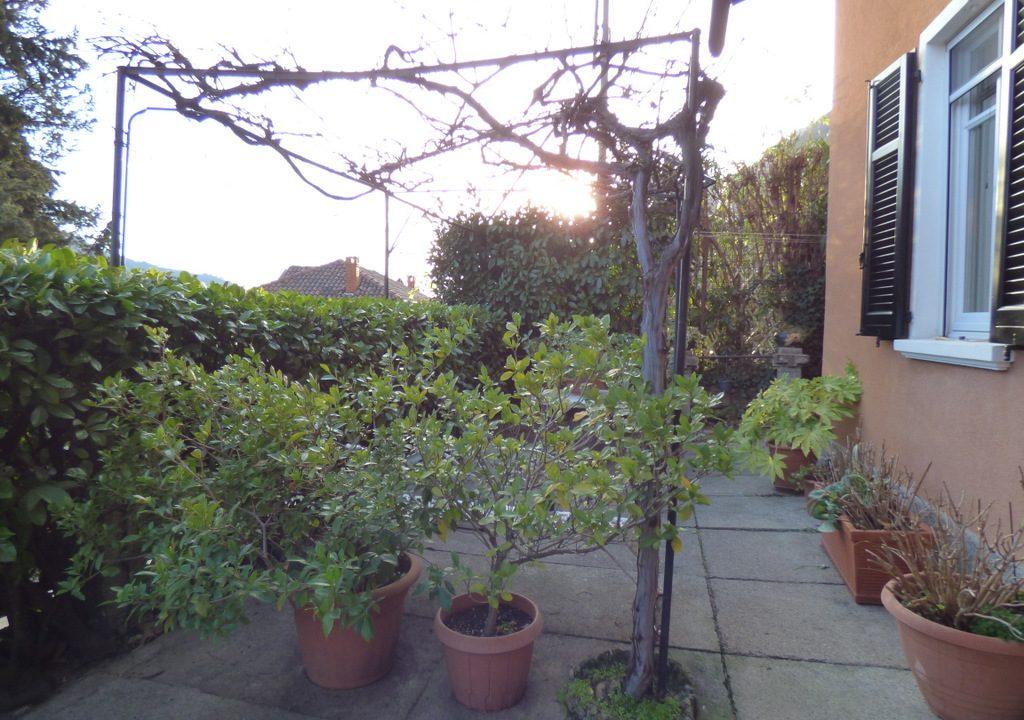 Moltrasio Villa garden