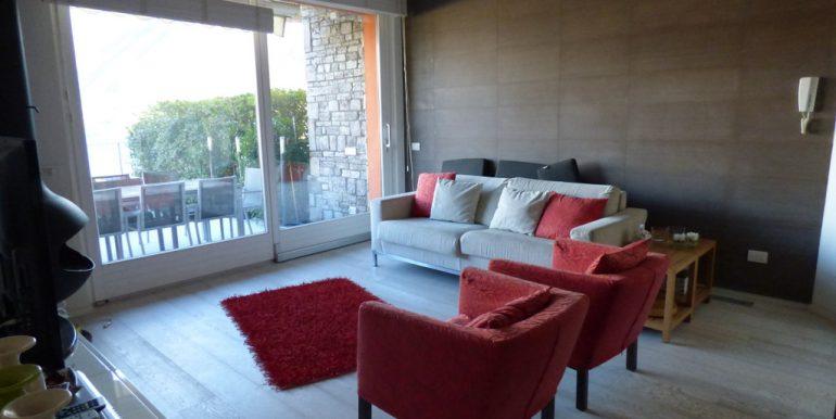 Apartment Argegno - Living room