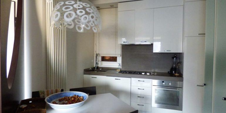 Apartment Argegno - Kitchen