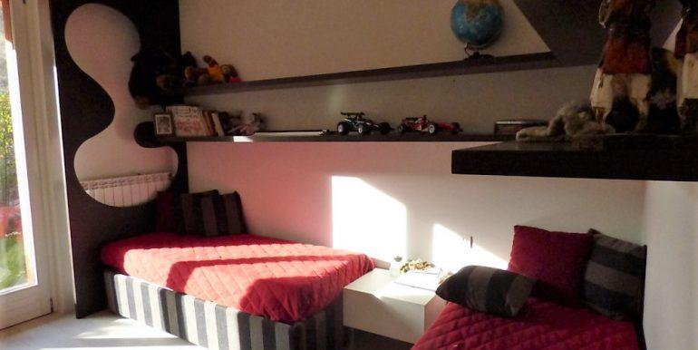 Apartment Argegno - bedroom