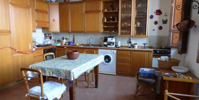 Lake Como Griante Front lake - kitchen
