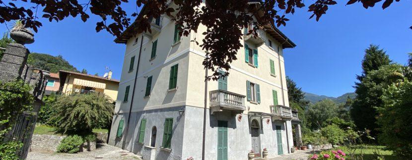 Rid. Lago Como Menaggio Villa con giardino (1)