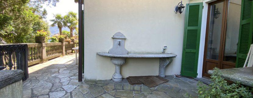 Rid. Lago Como Menaggio Villa con giardino (17)
