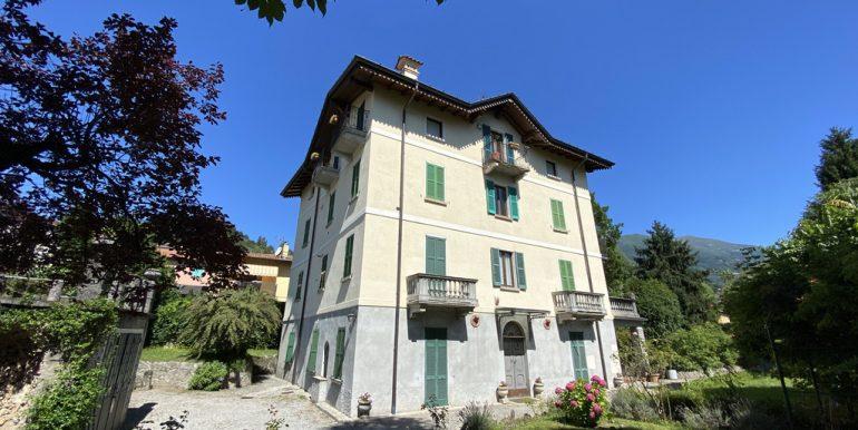Rid. Lago Como Menaggio Villa con giardino (2)