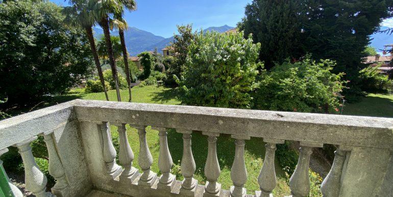 Rid. Lago Como Menaggio Villa con giardino (22)
