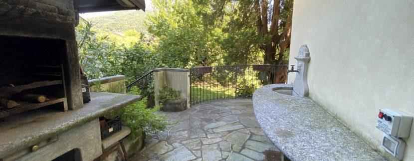 Rid. Lago Como Menaggio Villa con giardino (31)