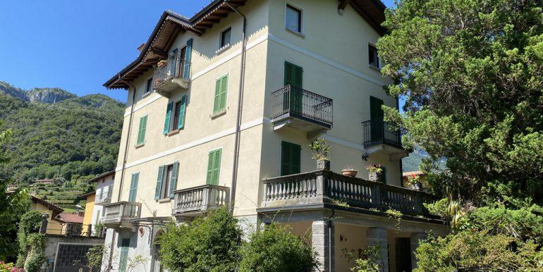 Rid. Lago Como Menaggio Villa con giardino (4)