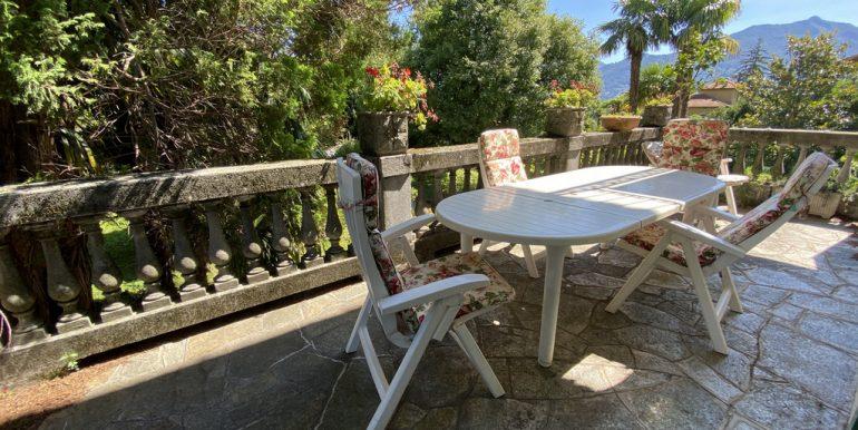 Rid. Lago Como Menaggio Villa con giardino (41)