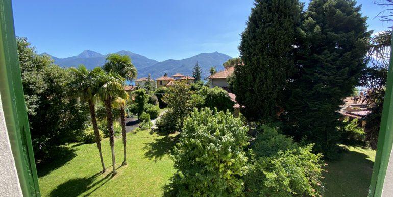 Rid. Lago Como Menaggio Villa con giardino (46)