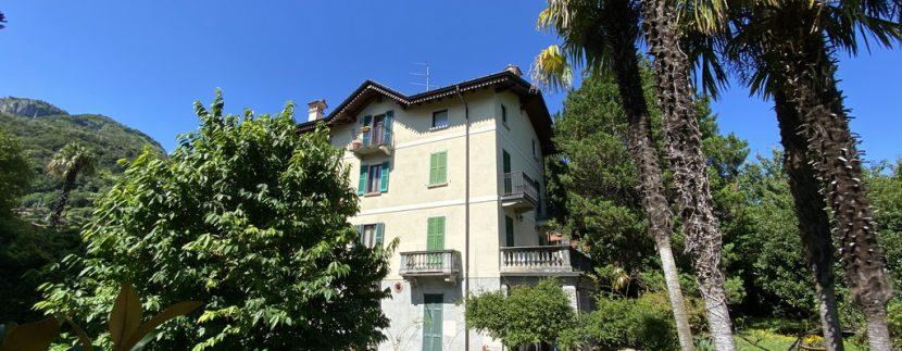 Rid. Lago Como Menaggio Villa con giardino (5)