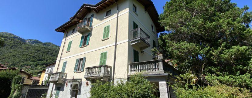 Rid. Lago Como Menaggio Villa con giardino (6)