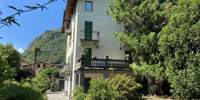Rid. Lago Como Menaggio Villa con giardino (8)