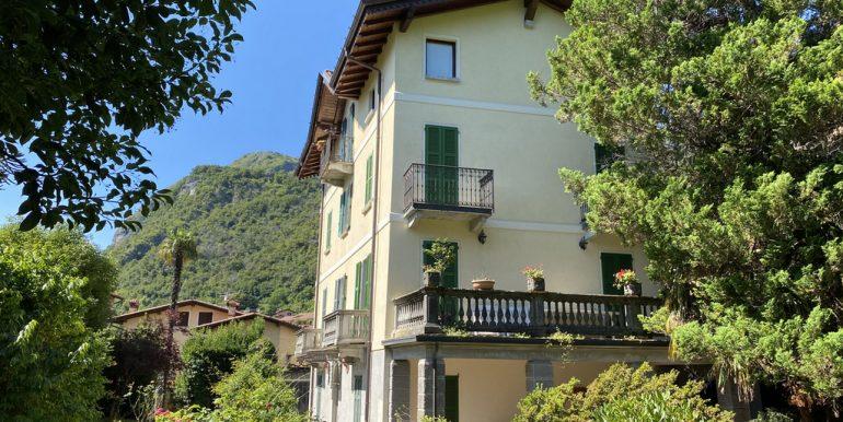 Rid. Lago Como Menaggio Villa con giardino (9)
