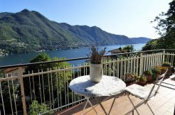 Apartment Moltrasio with Lake view and garden