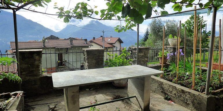 Lake Como San Siro House - garden