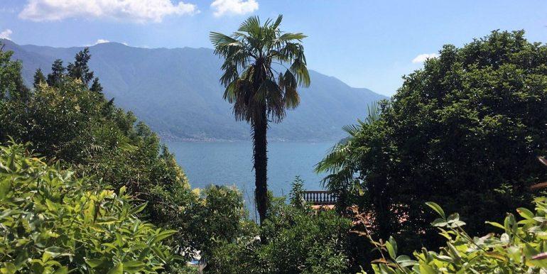 Apartment Tremezzina in period villa facing the lake