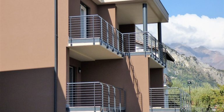 Modern apartments Lake Como