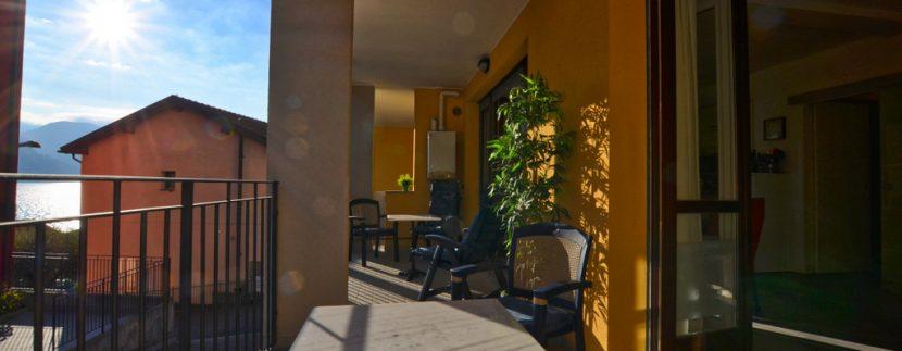 Apartment San Siro with Lake Como view