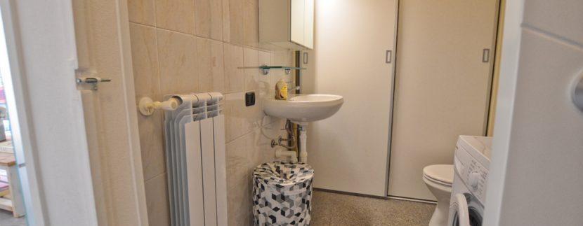 Apartment San Siro with Lake Como view  - bathroom