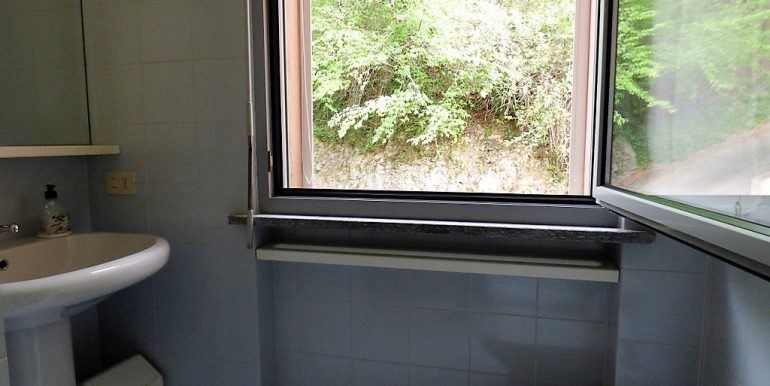 Bathroom with window